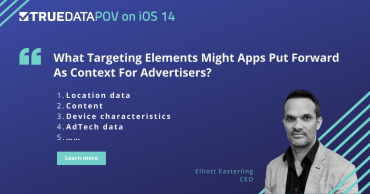 In-App Contextual Advertising In An IDFA-Less World