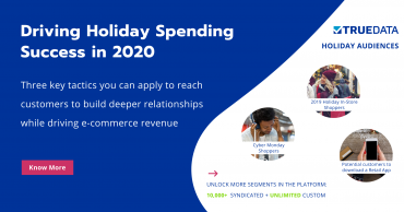 Driving Holiday Spending Success in 2020