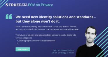 Foresight is 50-50: The Future of Identity & Addressability